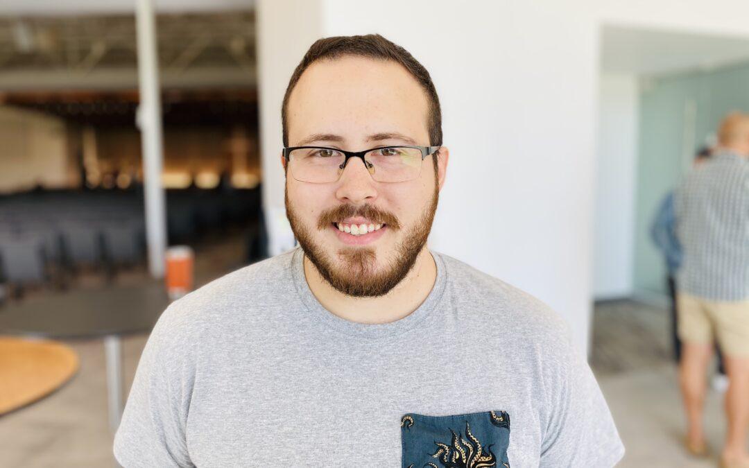 Church Plant Resident Highlight – Felipe Olavarria